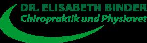 Logo Dr. Elisabeth Binder Chiropraktik Physiotherapie Solebox