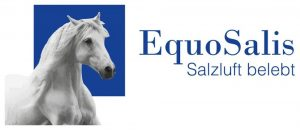 Logo Equo Salis Soleinhalation Pferd
