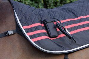 Pferde Massagedecke Horse ThermoTens Pro Fernbedienung