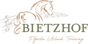 Bietzhof Logo Soleinhalation Pferd